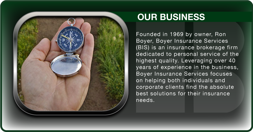 Boyer Insurance :: Our Business